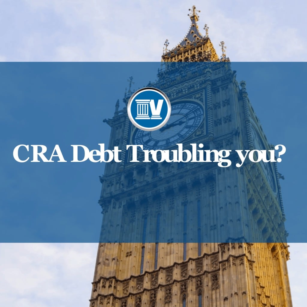 CRA Debt Troubling You?