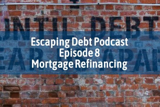 Escaping Debt Podcast 1