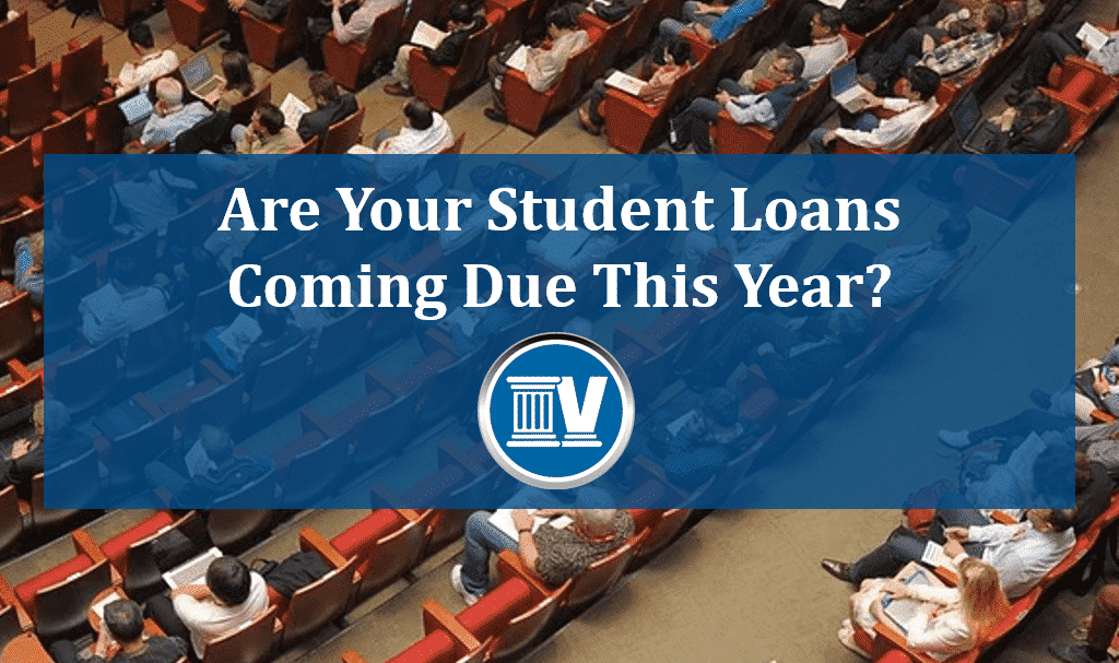 student loans coming due this year